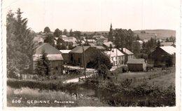 GEDINNE  Panorama. - Gedinne