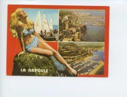 Multivues - La Napoule - Voyagee En 1981 - France