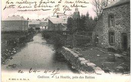 GEDINNE   La Houille , Près Des Batties. - Gedinne