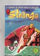 BD COMICS- STRANGE N° 143 DU 5 NOVEMBRE 1981-- MARVEL  STAN LEE-  L' INTREPIDE DARDEVIL - Strange