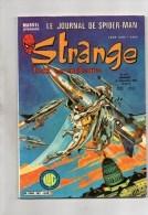 BD COMICS- STRANGE N° 141 DU 5 SEPTEMBRE 1981-- MARVEL  STAN LEE-  L' INTREPIDE DARDEVIL - Strange