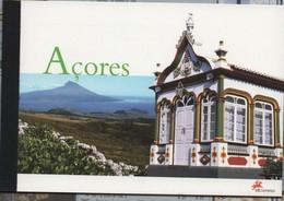 ACORES CARNET PRESTIGE 496 **- VACHE - MOULIN - ANANAS - BALEINE - GEYSER - Faciale 6.37 € - Holidays & Tourism