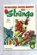 BD COMICS- STRANGE N° 126 DU 5 JUIN 1980- MARVEL  STAN LEE-  L' INTREPIDE DARDEVIL - Strange