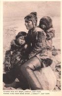 "¤¤  -  GROENLAND   -  Femme Avec Son Bébé ""L' Amaut "" , Cap York    -  ¤¤ - Groenlandia"
