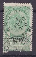 N° 56 Défauts  ARDENNE - 1893-1907 Armoiries