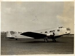 Armstrong Whitworth A.W.23  Prototype Bomber/transport Aircraf 21* 16 CM    Military  ROYAL AIR FORCE AW - Aviación
