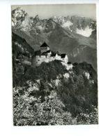 Liechtenstein - Schloss Vaduz - Furstentum Liechtenstein - Liechtenstein