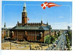 Danemark - Copenhagen - The Town Hall - Non Voyagee - Danemark