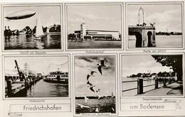 CPA ALLEMAGNE / FRIEDRICHSHAFEN AM  BODENSEE / CARTE MULTIVUES - Friedrichshafen
