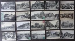 LOT De 40 Cartes DEAUVILLE, Voir Les Scans. Lire Descriptif - Deauville