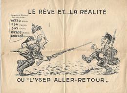 Le Reve Et ... La Realité - 1914-18