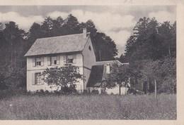CPA  Maison Forestière Rossberg Près De Grendelbruch    1927 - France