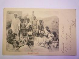 GP 2019 - 436  SOMALY  FAMILY   1904   XXX - Somalie