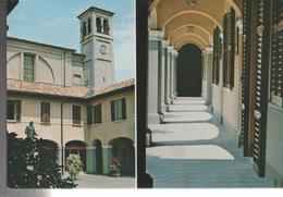 RIVOLTA D'ADDA ISTITUTO SUORE ADORATRICI.VEDUTE DIVERSE.VIAGGIATA-1981-F.G.-NM.855 - Cremona