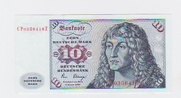 10 Mark Neuf Du 2_ 1_ 1980 - [ 7] 1949-… : RFA - Rep. Fed. De Alemania