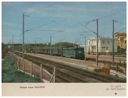 1963 - Iconographie - Villepinte (Seine-Saint-Denis) - La Gare De Vert-Galant - FRANCO DE PORT - Unclassified