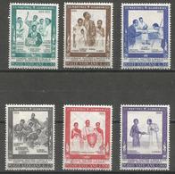 Vatican - 1965 Ugandan Martyrs MNH ** - Unused Stamps