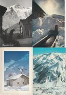 Lot De 45 Cartes---paysages De Neige--montagnes---alpes--(tarif Avec Port Payé) - Cartes Postales