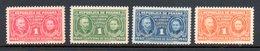 Panama 1949 Cancer Stamp Set. Unmounted Mint. - Panama