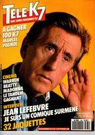 Telek7 N°365 Jean Lefebvre  +++TBE+++ PORT GRATUIT - Fernsehen