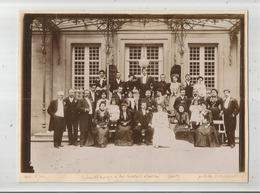 BORDEAUX (GIRONDE) SUPERBE PHOTO MARIAGE AVEC BELLE ANIMATION  AU DOMAINE DU PARC BORDELAIS ALBERT CERE 1903 - Luoghi