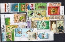 Marocco 199/1992 Set Complete + BF + COVER **MNH /VF - Marocco (1956-...)