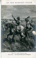 751. CPA ILLUSTRATEUR PUBLICITE AU BON MARCHE. SALON DES ARTISTES 1913. PERBOYRE. LE GENERAL DROUOT A WAGRAM - Publicité