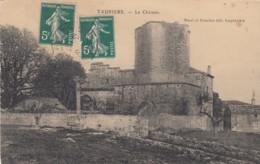 CP TAURIERS ARDECHE 07  - LE CHATEAU - Francia