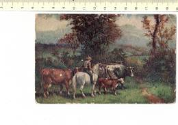 DIER 296 - AFTER THE ORIGINAL PAINTING BY G. RIECKE - HAPPY ENGLAND - Malerei & Gemälde