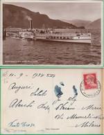 Imbarcadero. Piroscafo. Barca. Nave. Traghetto. LUGANO. Varese. ITALIA.Laveno. Ponte Tresa. 297a - Chiatte, Barconi