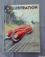 L'ILLUSTRATION - Numero Du SALON DE L'AUTO  1936 - Libros, Revistas, Cómics