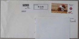 België 2019 Boechout 2530 - PRIOR In Zwart Kader - Vignettes D'affranchissement
