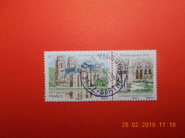 FRANCE 2016 YTN° 5086   TOUL (MEURTHE ET MOSELLE)   Timbre Neuf Oblitéré Cachet Rond - Used Stamps