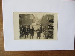 JEMEPPE SUR MEUSE CARTE PHOTO LES OBSEQUES DE PERE ANTOINE PH. IS. MORDANT 56 RUE COCKERILL SERAING - Belgique