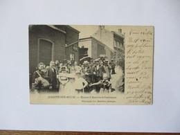 JEMEPPE SUR MEUSE MAISON D'ANTOINE LE GUERISSEUR 1905  PHOTOTYPIE Jos. MASSILLON - Seraing
