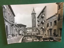 Cartolina Comacchio - Via Edoardo Fogli - 1960 Ca. - Ferrara