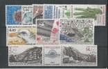 TAAF - ANNEE COMPLETE 1986 **  - COTE = 33.5 EUROS - - Tierras Australes Y Antárticas Francesas (TAAF)