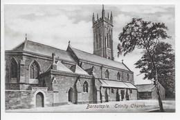 Banstaple. Trinity Church - Frith 24871 - England