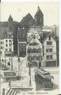 SUISSE - BASEL - Barfüsserplatz - BS Bâle-Ville
