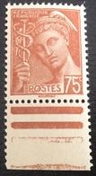 N° 416A  NEUF ** SANS CHARNIÈRE ( LOT:233 ) - 1938-42 Mercure