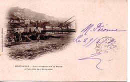 Meuse : Monthermé : Pont Suspendu - Altri Comuni