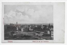 Esbjerg - Udsigt Fra Det Nye Vandtaarn - Denmark