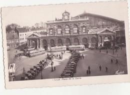 CSM - 1. LILLE - Place De La Gare - Lille