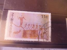 ZIMBABWE YVERT N°34 - Zimbabwe (1980-...)