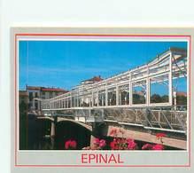 Cpm - Epinal -  Passerelle Sur La Moselle    AH1227 - Epinal