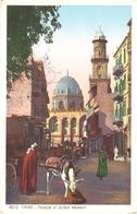 POSTAL    -EL CAIRO -EGYPTO  - MOSQUE OF SULTAN KALAOUN - El Cairo