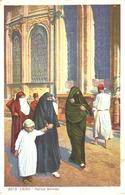POSTAL    -EL CAIRO -EGYPTO  - NATIVE WOMEN - El Cairo