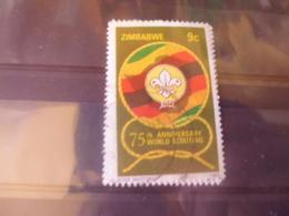 ZIMBABWE YVERT N°39 - Zimbabwe (1980-...)