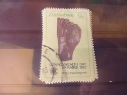 ZIMBABWE YVERT N°45 - Zimbabwe (1980-...)