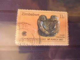 ZIMBABWE YVERT N°46 - Zimbabwe (1980-...)